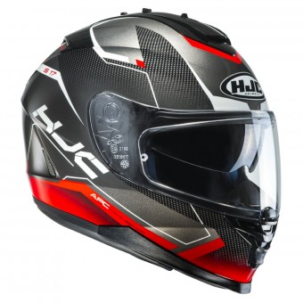 Casque Integral HJC IS17 Loktar MC1