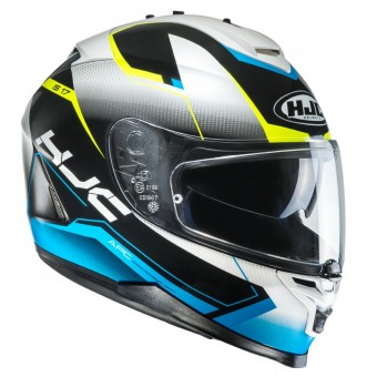 Casque Integral HJC IS17 Loktar MC2