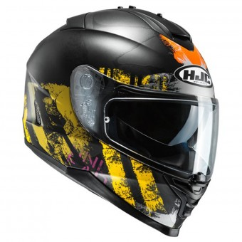 Casque Integral HJC IS17 Shapy MC3SF