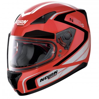 Casque Integral Nolan N60 5 Practice Corsa Red 21