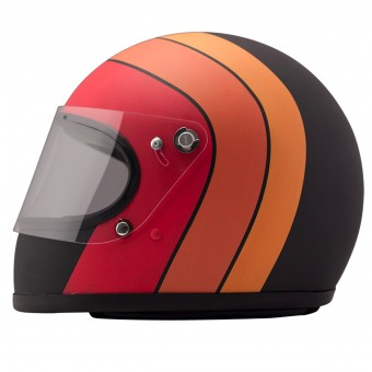 Casque Integral Dmd Rocket Fuoco