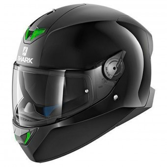 Casque Integral Shark Skwal 2 Dual Black BLK