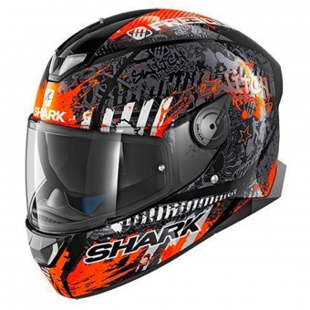 Casque Integral Shark Skwal 2 Replica Switch Riders 2 Mat KOW