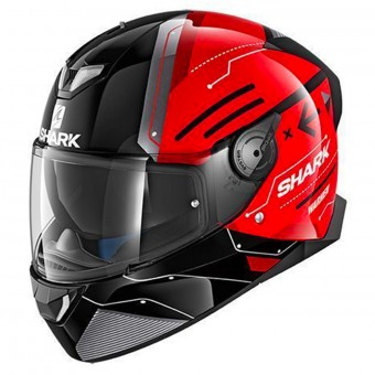 Casque Integral Shark Skwal 2 Warhen KRK