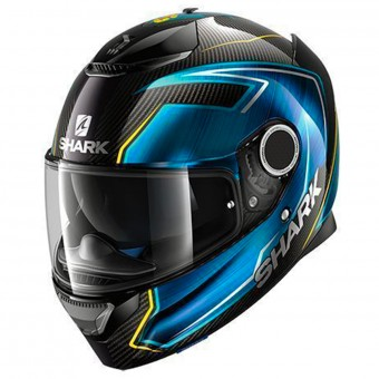 Casque Integral Shark Spartan Carbon Replica Guintoli DBY