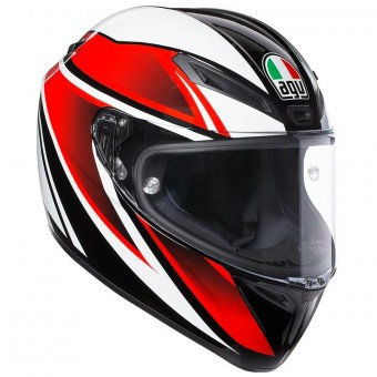 Casque Integral AGV Veloce S Feroce Black Red