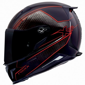 Casque Integral Nexx X.R2 Carbon Pure Rot