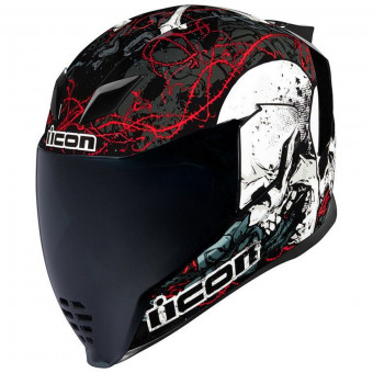 Casque Integral ICON Airflite Skull 18