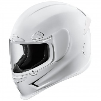 Casque Integral ICON Airframe Pro White