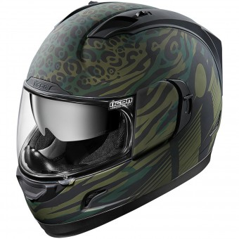 Casque Integral ICON Alliance GT Operator Green