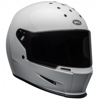 Casque Integral Bell Eliminator Solid White