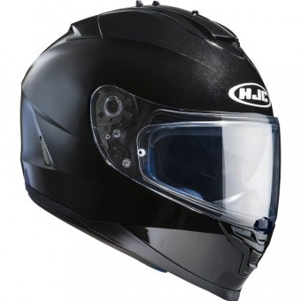 Casque Integral HJC IS17 Metal Schwarz