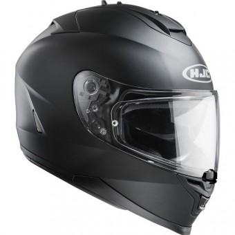 Casque Integral HJC IS17 Schwarz Matt