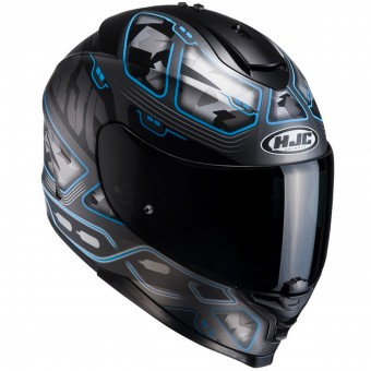 Casque Integral HJC IS17 Uruk MC2SF