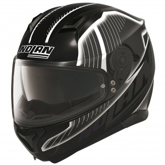 Casque Integral Nolan N87 Harp N-Com Black 20