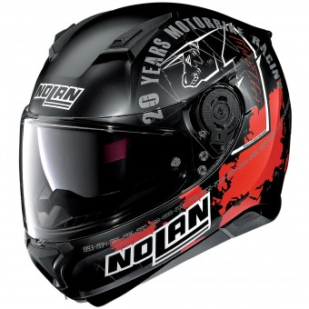 Casque Integral Nolan N87 Iconic Replica N-Com C. Checa 34