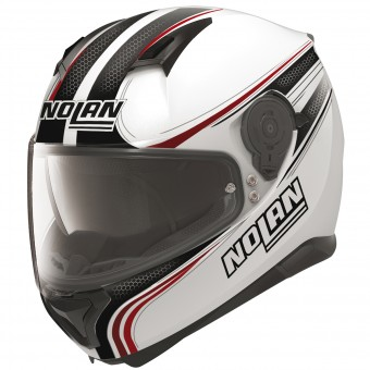 Casque Integral Nolan N87 Rapid N-Com White 17