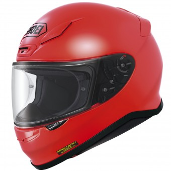 Casque Integral Shoei NXR Shine Red