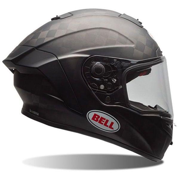 Integral Bell Prostar Matte Solid Black