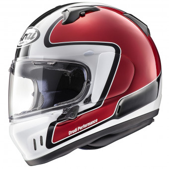 Casque Integral Arai Renegade-V Outline Rouge