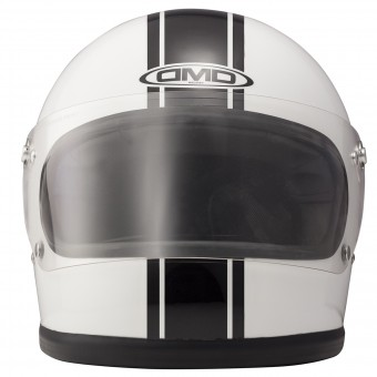 Casque Integral Dmd Rocket Racing Weiß