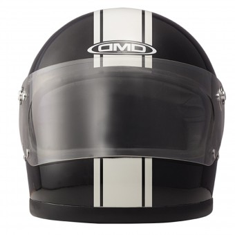 Casque Integral Dmd Rocket Racing Schwarz