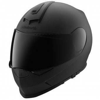 Casque Integral Schuberth S2 Sport Schwarz Matt