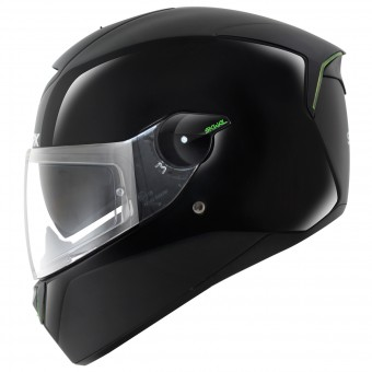 Casque Integral Shark Skwal Dual Black BLK