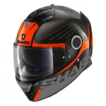 Casque Integral Shark Spartan Carbon Cliff DOA