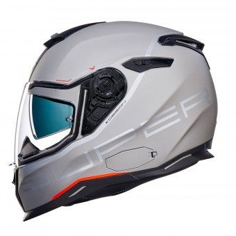 Casque Integral Nexx SX.100 Superspeed Concrete Matt