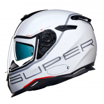 Casque Integral Nexx SX.100 Superspeed White