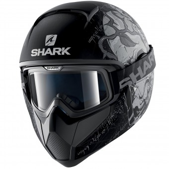 Casque Integral Shark Vancore Ashtan Mat KSA