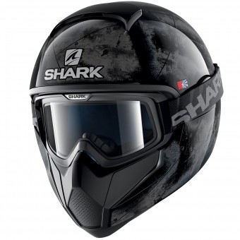 Casque Integral Shark Vancore Flare KSK