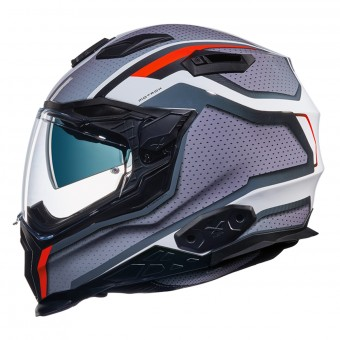 Casque Integral Nexx X.WST2 Motrox Black White