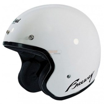 Casque Jet Arai Freeway 2 Diamond White