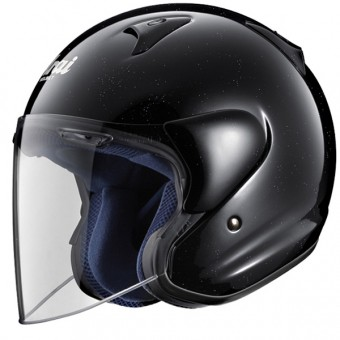 Casque Jet Arai SZ-F Diamond Black