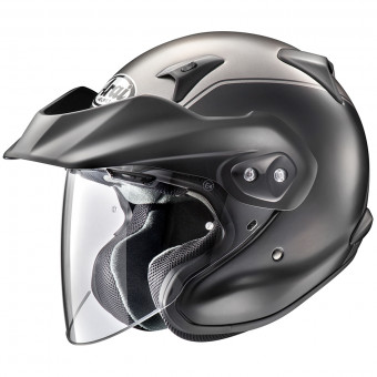 Casque Jet Arai CT-F Honda Goldwing Black Grey