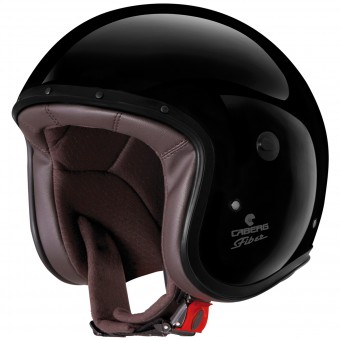 Casque Jet Caberg Freeride Black