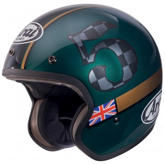 Casque Jet Arai Freeway 2 Classic Union