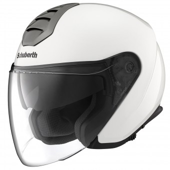 Casque Jet Schuberth M1 Vienna White