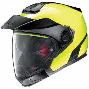 Casque System Nolan N40 5 GT Hi-Visibility N-Com Fluo Yellow