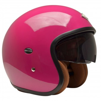 Casque Jet Edguard Speed Ed Rosa