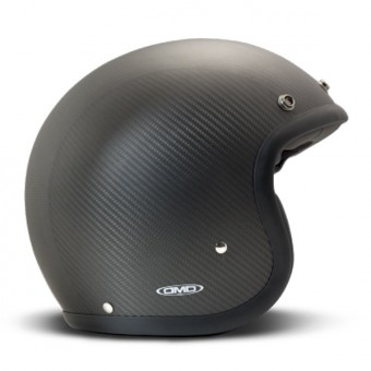 Casque Jet Dmd Vintage Carbon