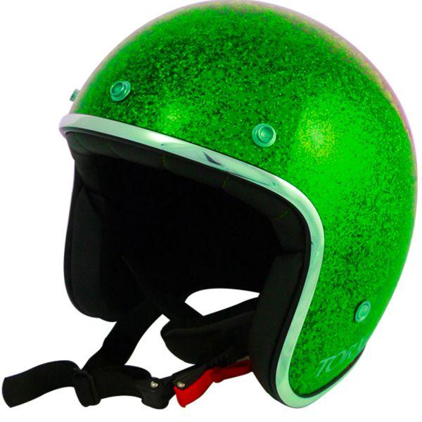 Jet Torx Wyatt Glitter Green