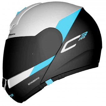Casque Klapp Schuberth C3 Pro Gravity Blue