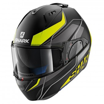 Casque Klapp Shark Evo-One 2 Krono Mat KYW