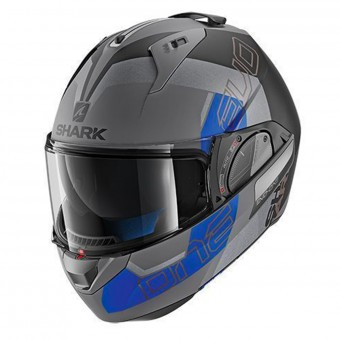 Casque Klapp Shark Evo-One 2 Slasher Mat AKB