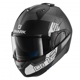 Casque Klapp Shark Evo-One 2 Slasher Mat KAW