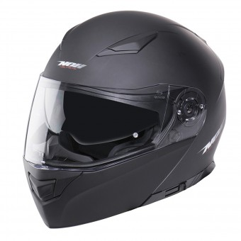 Casque Klapp NOX N965 Matt Black
