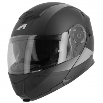 Casque Klapp Astone RT 1200 Vanguard Matt Black Anthracite
